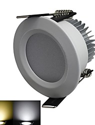 cheap -3000-3200/6000-6500lm LED Downlights 6 LED Beads SMD 5630 Warm White Cold White 100-240V