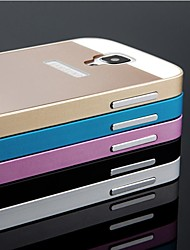 cheap -Shatterproof Metal Frame Aluminum Protective Case for Samsung S4 I9500