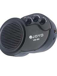 Недорогие -Джойо JA-02 мини-динамик клип усилитель практика гитара 3W укулеле усилителей эффекты чистый искажения