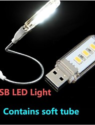 economico -1pc Night Light LED Lampada da lettura LED USB Decorativo 220V