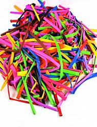 Animal Making Long Elongated Balloons - Blue + Pink (200 PCS / 150cm)