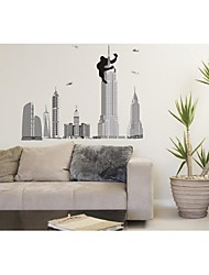 Wall Stickers Wall Decals, Style King Kong PVC Wall Stickers