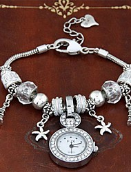 cheap -Women's Fashion Trend European Style Beads Exquisite Bracelet Watch Cool Watches Unique Watches
