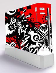 b-Skin® consola Wii adesivo de pele controlador de pele da tampa da etiqueta protetora
