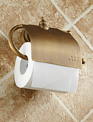 cheap -Toilet Paper Holder / Antique Brass Brass /Antique