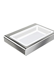 cheap -Soap Dishes & Holders Contemporary Zinc Alloy 1 pc - Hotel bath