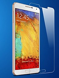 abordables -Protector de pantalla para Samsung Galaxy S6 edge PET Protector de Pantalla Frontal Anti-Huellas