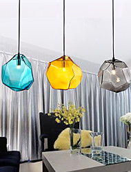 cheap -MAISHANG® Pendant, 3 Light, Italy Style Transparent Electroplating