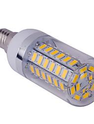 baratos -YWXLIGHT® 1500 lm E14 Lâmpadas Espiga T 60 leds SMD 5730 Branco Quente Branco Frio AC 85-265V