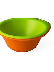 billiga Sport och friluftsliv-Fire-Maple Campingskål Satser Bärbar / Ultra Lätt (UL) Plast / PP Utomhus för Camping / Utomhus Orange / Grön