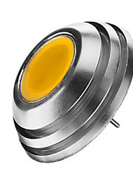 2W G4 LED Spotlight 1LED COB 120-150 lm Warm White Cold White 2800-3500/6000-6500 K DC 12 V