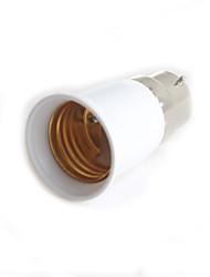 único conector e27 ao adaptador de suporte da lâmpada b22
