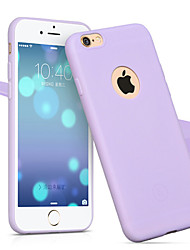 economico -macaron frutta di colore TPU soft shell per iPhone 6 / 6S / 6 plus / 6S più