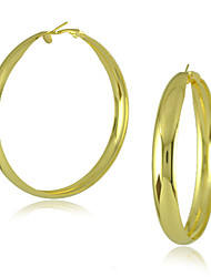 cheap -Women's Jewelry of Factory Price Big Hoop Earring 60mm Big Hoop Earrings