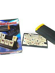 Недорогие -Rummikub Израиль мини стол маджонг цифровой настольный набор игра
