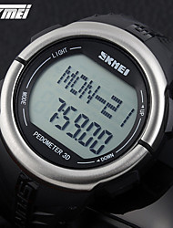 cheap -SKMEI® Men's Sporty Heart Rate Watch LCD Digital /Pulse Meter/Calendar/Chronograph/Water Resistant/Alarm Cool Watch Unique Watch