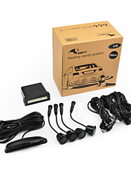 Steelmate Ebat C2 Parking Assist System with 4 Sensors and Compact Buzzer Parking Sensor