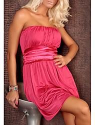 sexy vestido da dança das mulheres clubwear