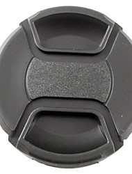 MENGS® 67mm Snap-On Lens Cap Cover With String / Leash For Nikon Canon And Sony