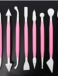 8 pcs Flower Modelling Tools Cake Fondant Cookie Sugar Craft Paste Decorating