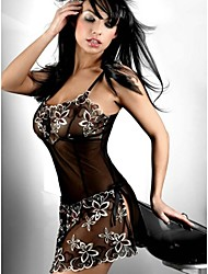 Women Ultra Sexy  Lace Slips Nightwear