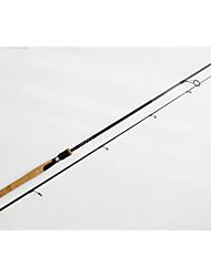 economico -Canna da spinning - Pesca di acqua dolce/Altro/Pesca con esca/Pesca dilettantistica - di Fluorocarbonio/Carbonio - Come nell'immagine