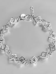 Casual S925 Silver Plated Link/Chain Bracelet Carter Love Bracelet Big Promotion