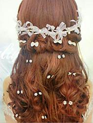 Crystal Hair Clip Bride Hair Wedding Headdress Wedding Accessories