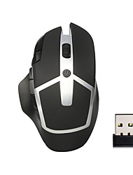 preiswerte -Wireless-Gaming-Maus 2400dpi 8 Tasten LED optische Maus