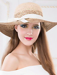 Basketwork Hats Headpiece Wedding Party Elegant Feminine Style
