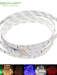 cheap -4 x 1M 4.5W 60x3528SMD RGB / White / Green / Blue / Yellow / Red / Cold White / Warm White LED Light Strips (DC 12V)