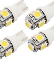 economico -SO.K 4pcs T10 Auto Lampadine 1.5 W SMD 5050 150 lm 5 Luce di svolta For Universali