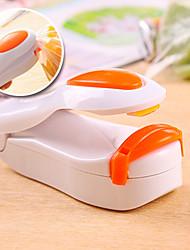 Magnetic Mini Handheld Food Bag Resealer Plastic Bag Heat Sealer (Random Color)