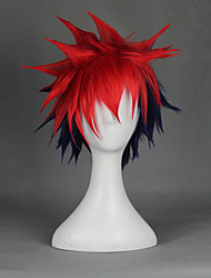 cheap -Cosplay Wigs Cosplay Ryohei Sasagawa Anime Cosplay Wigs 33 CM Heat Resistant Fiber Men's Women's