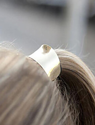 Korean Metal Semicircle Headband