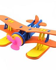 Недорогие -DIY игрушки гидросамолет воспитательная игрушка малыша