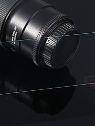 abordables -Protector de pantalla para Samsung Galaxy S6 / A3 Vidrio Templado Protector de Pantalla Frontal Anti-Huellas