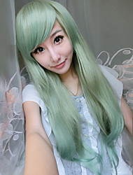 abordables -2015 vente chaude perruques long Anime Cosplay perruques synthétiques perruques de cheveux cosplay parti longues 70cm