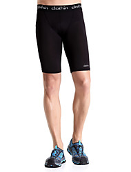 cheap -Men's Running Shorts Pants/Trousers/Overtrousers Bottoms Breathable Quick Dry Wearable Compression Lightweight Materials StretchSpring