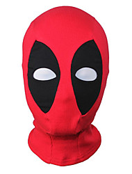 cheap -Mask Super Heroes Zentai Cosplay Costumes Patchwork Mask Spandex Lycra Men's Women's Halloween