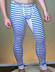 cheap -men long johns men's body shaper trousers mens body suit warm pant X5001