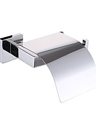 cheap -Contemporary 304 Stainless Steel Mirror Polished Wall Mounted Toilet Paper Holders