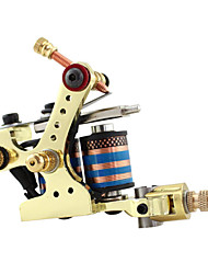 cheap -Rotary Tattoo Machine Professiona Tattoo Machines Alloy Liner and Shader Hand-assembled