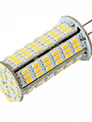 cheap -YWXLight® 5W G4 LED Corn Lights 126 SMD 3014 450-500 lm Warm White Cold White DC 12 AC 12 AC 24 DC 24 V