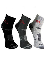 cheap -Men's Hiking Socks Socks Thermal / Warm Quick Dry Breathable Limits Bacteria Sweat-wicking for Camping / Hiking Hunting Fishing Climbing