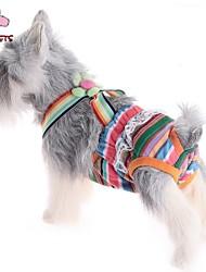 economico -cane gatto pantaloni cane vestiti cosplay matrimonio striscia costume per animali domestici