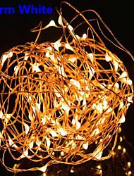 cheap -Dc12v 16.5FT 50 Leds Fairy String Lights Christmas Wedding Party Xmas Decoration