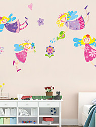 Wall Stickers væg decals stil tegneserie pvc wall stickers