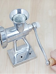 cheap -Meat Grinder Mincer Machine Maker + Sausage Filler Attachment Aluminum Alloy