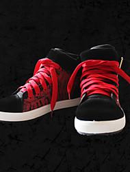 Tokyo Ghoul Ken Kaneki Black Cosplay Shoes